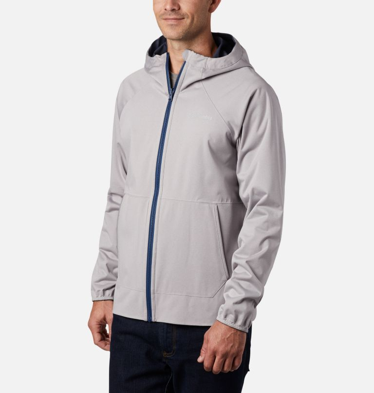 OutDry Ex™ Reversible II Jacket | 464 | S Men's OutDry™ Ex Reversible II Jacket, Collegiate Navy, Columbia Grey Heather, a3
