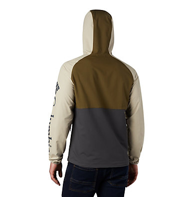Manteau Panther Creek™ pour homme Panther Creek™ Jacket | 011 | L, Shark, New Olive, Fossil, back
