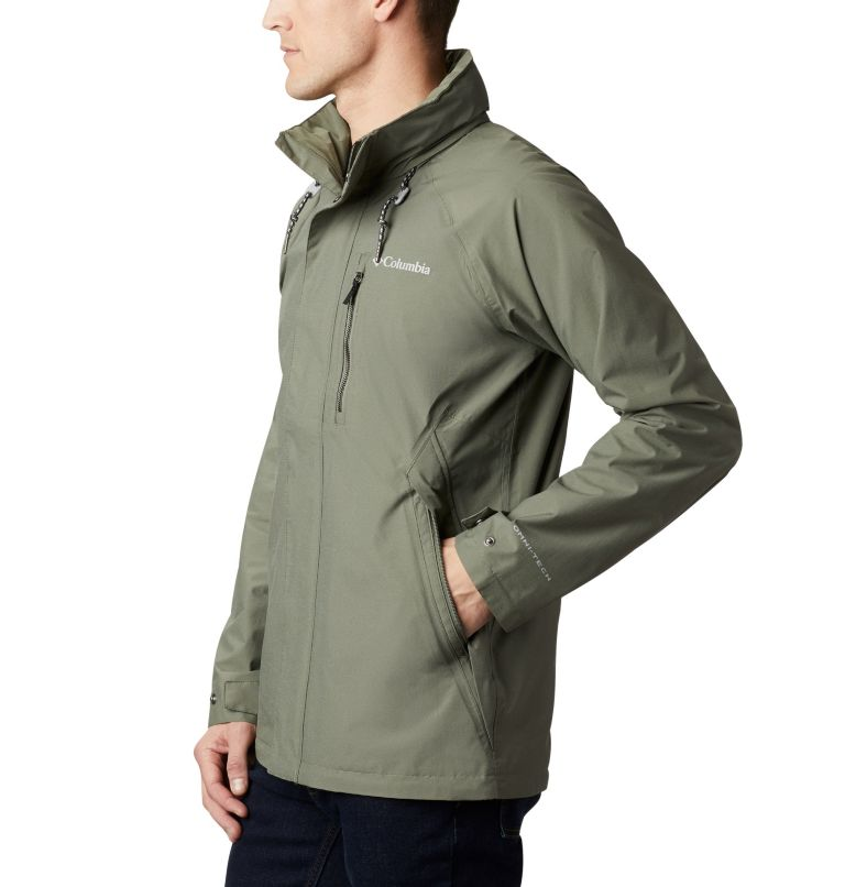 Good Ways™ II Jacket | 316 | S Veste Good Ways™ II Homme, Cypress Heather, a1