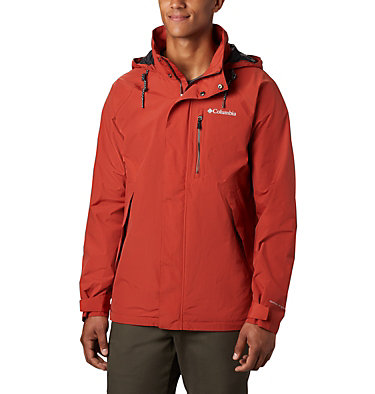 Chaqueta Good Ways™ II para hombre Good Ways™ II Jacket | 011 | L, Carnelian Red, front
