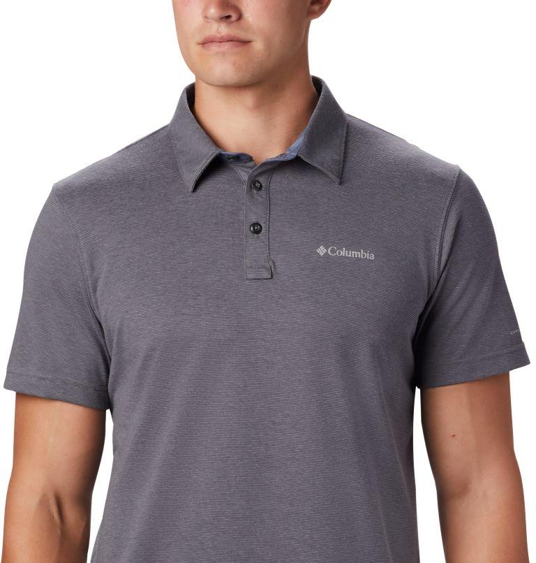 Thistletown Ridge™ Polo | 023 | XXL Men's Thistletown Ridge™ Polo, City Grey, Shark, a1