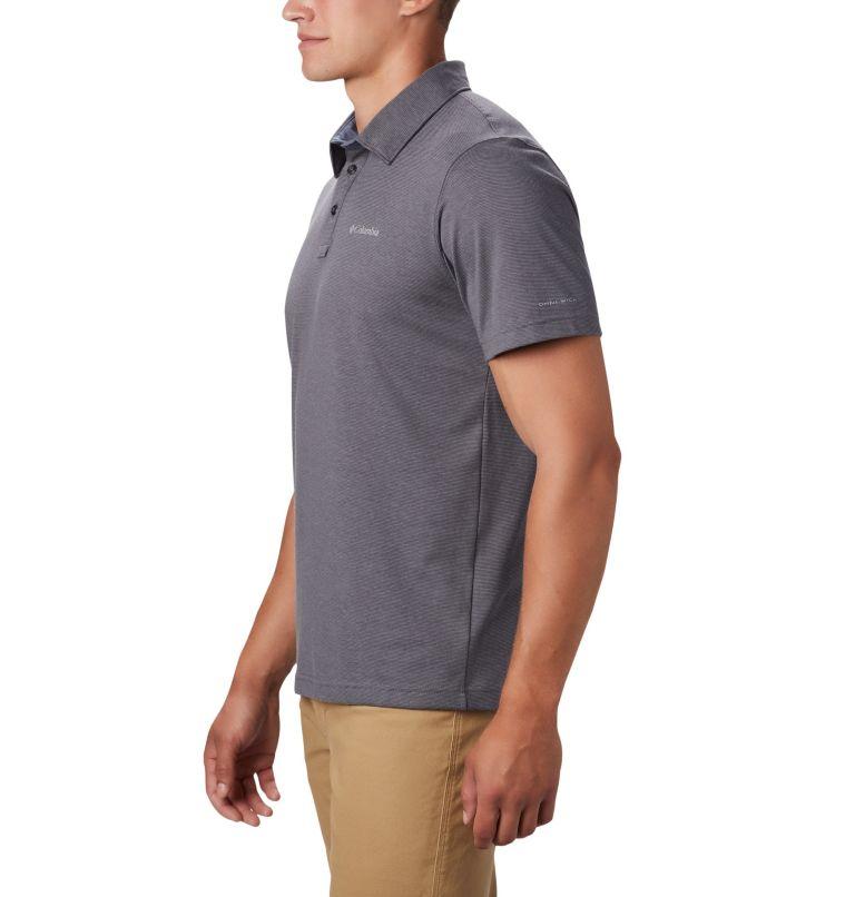 Thistletown Ridge™ Polo | 023 | XXL Men's Thistletown Ridge™ Polo, City Grey, Shark, a2