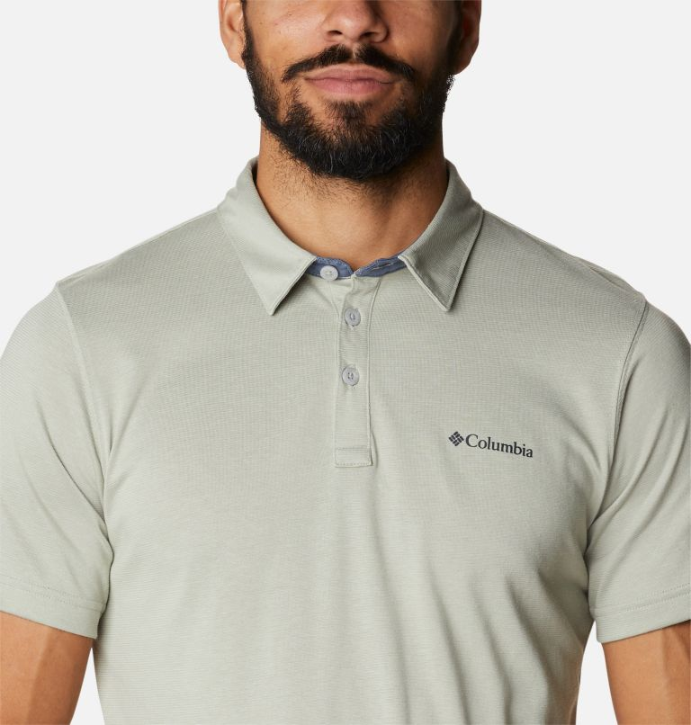 Thistletown Ridge™ Polo | 348 | M Men's Thistletown Ridge™ Polo, Safari, a2