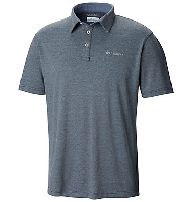 Men's Thistletown Ridge™ Polo Thistletown Ridge™ Polo | 023 | S, Collegiate Navy, front