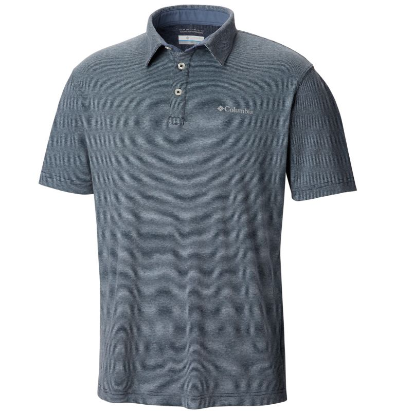 Thistletown Ridge™ Polo | 464 | XL Men's Thistletown Ridge™ Polo, Collegiate Navy, front
