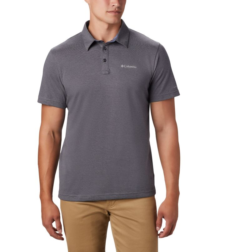 Men's Thistletown Ridge™ Polo—Tall Men's Thistletown Ridge™ Polo—Tall, front
