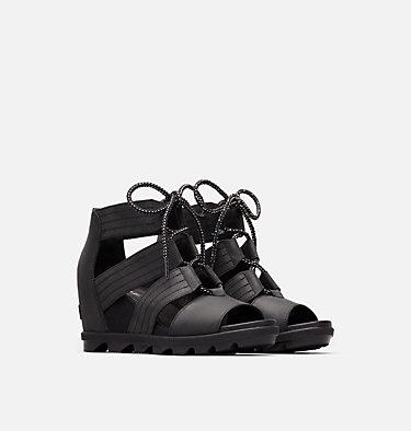 Sandale à lacets Joanie™ II pour femme JOANIE™ II LACE | 010 | 5, Black, 3/4 front