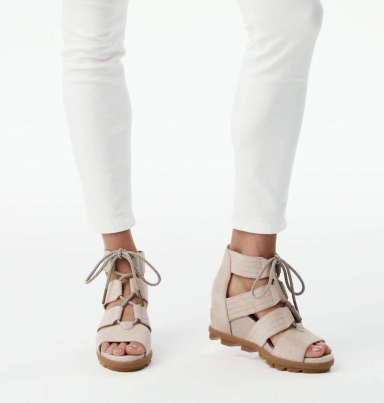 Womens Joanie™ II Lace Wedge Sandal Womens Joanie™ II Lace Wedge Sandal, video