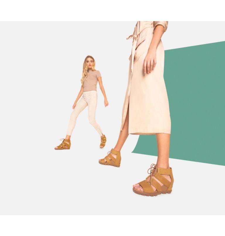Womens Joanie™ II Lace Wedge Sandal Womens Joanie™ II Lace Wedge Sandal, a2