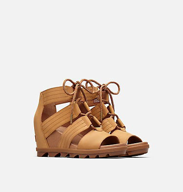 Sandalia Joanie™ II Lace para mujer JOANIE™ II LACE | 224 | 7, Camel Brown, 3/4 front