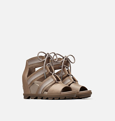 Sandale à lacets Joanie™ II pour femme JOANIE™ II LACE | 010 | 5, Ash Brown, 3/4 front