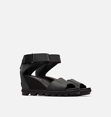 Women's Joanie™ II Ankle Strap Sandal JOANIE™ II ANKLE STRAP | 010 | 9.5, Black, 3/4 front