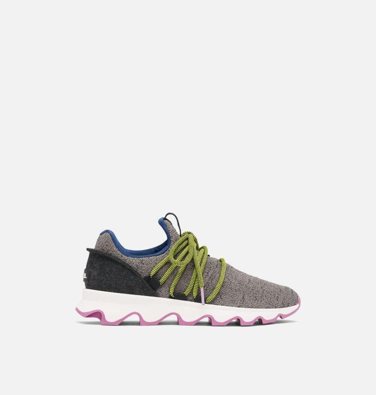 KINETIC™ LACE | 052 | 12 Women's Kinetic™ Lace Sneaker, Quarry, front