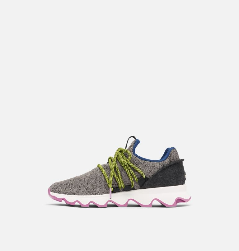 KINETIC™ LACE | 052 | 5 Women's Kinetic™ Lace Sneaker, Quarry, medial