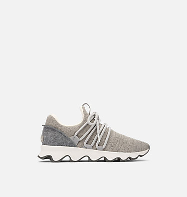 Women's Kinetic™ Lace Sneaker KINETIC™ LACE | 257 | 8, Dove, front