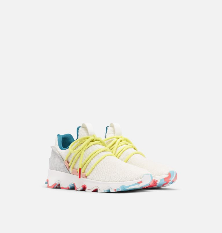 Kinetic™ Lace Sneaker für Damen Kinetic™ Lace Sneaker für Damen, 3/4 front