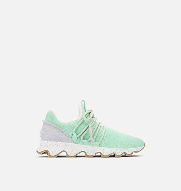 Women's Kinetic™ Lace Sneaker KINETIC™ LACE | 100 | 10, Vivid Mint, front