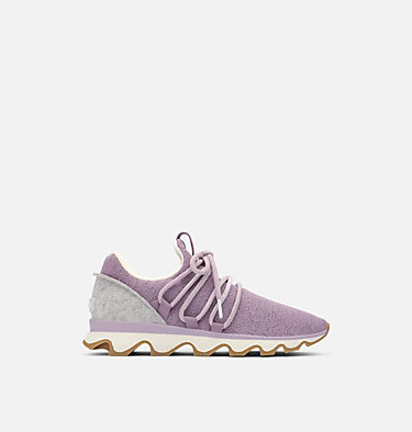 Women's Kinetic™ Lace Sneaker KINETIC™ LACE | 415 | 5, Shale Mauve, front