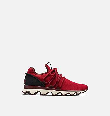 Kinetic™ Lace Sneaker für Damen KINETIC™ LACE | 613 | 10, Mountain Red, front