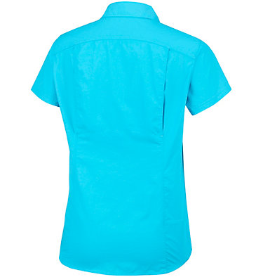 Women's Silver Ridge™ 2.0 Short Sleeve Shirt Silver Ridge™ 2.0 Short Sleeve | 100 | L, Atoll, back