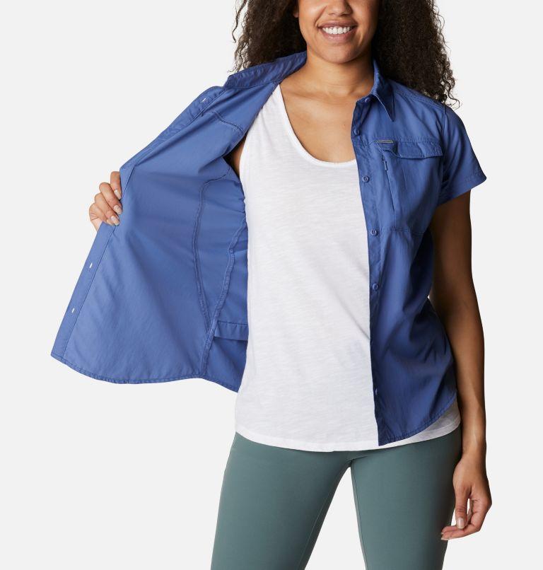 Silver Ridge™ 2.0 kurzärmlige Hemdbluse für Damen Silver Ridge™ 2.0 kurzärmlige Hemdbluse für Damen, a4