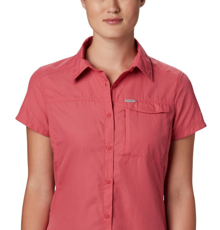 Silver Ridge™ 2.0 kurzärmlige Hemdbluse für Damen Silver Ridge™ 2.0 kurzärmlige Hemdbluse für Damen, a1