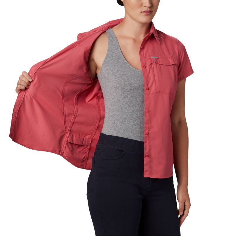 Silver Ridge™ 2.0 kurzärmlige Hemdbluse für Damen Silver Ridge™ 2.0 kurzärmlige Hemdbluse für Damen, a3