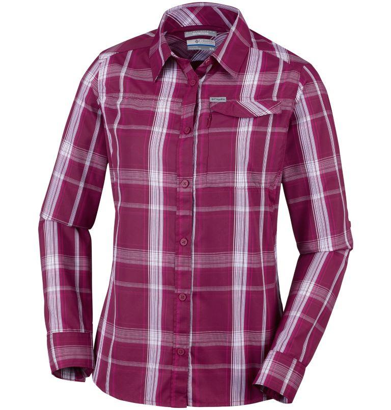 Women's Silver Ridge™ 2.0 Plaid Long Sleeve Shirt Women's Silver Ridge™ 2.0 Plaid Long Sleeve Shirt, front