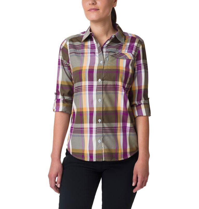 Women's Silver Ridge™ 2.0 Plaid Long Sleeve Shirt Women's Silver Ridge™ 2.0 Plaid Long Sleeve Shirt, a1