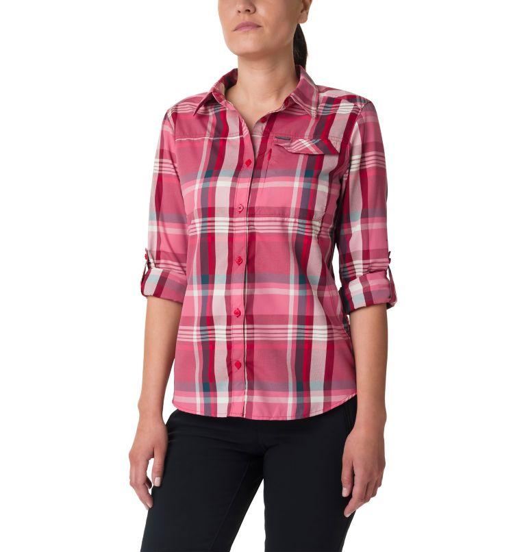 Camicia a maniche lunghe con motivo scozzese Silver Ridge™ 2.0 da donna Camicia a maniche lunghe con motivo scozzese Silver Ridge™ 2.0 da donna, a1