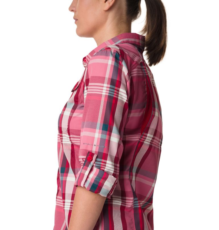 Women's Silver Ridge™ 2.0 Plaid Long Sleeve Shirt Women's Silver Ridge™ 2.0 Plaid Long Sleeve Shirt, a3