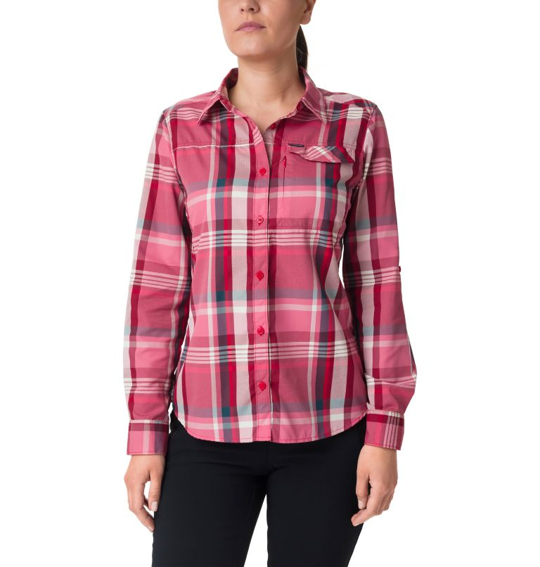 Women's Silver Ridge™ 2.0 Plaid Long Sleeve Shirt Women's Silver Ridge™ 2.0 Plaid Long Sleeve Shirt, front