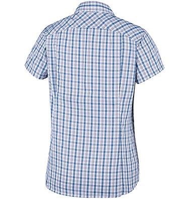 Camicia a maniche corte con motivo scozzese Silver Ridge™ 2.0 da donna Silver Ridge™ 2.0 Plaid Short  | 692 | XS, White Gingham, back