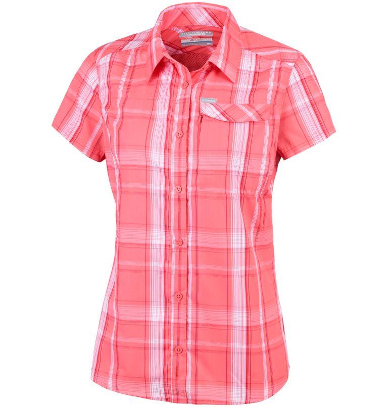 Camicia a maniche corte con motivo scozzese Silver Ridge™ 2.0 da donna Camicia a maniche corte con motivo scozzese Silver Ridge™ 2.0 da donna, front