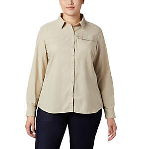 Women's Silver Ridge™ 2.0 Long Sleeve Shirt—Plus Size
