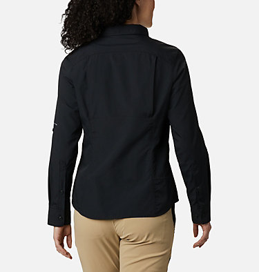 Silver Ridge™ 2.0 Langarmshirt für Damen Silver Ridge™ 2.0 Long Sleeve | 550 | S, Black, back