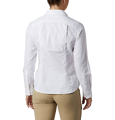 Women's Silver Ridge™ 2.0 Shirt Silver Ridge™ 2.0 Long Sleeve | 550 | S, White, back