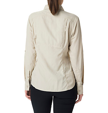 Women's Silver Ridge™ 2.0 Shirt Silver Ridge™ 2.0 Long Sleeve | 550 | S, Fossil, back