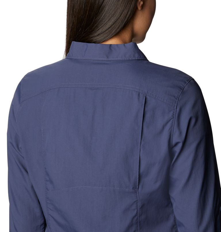 Silver Ridge™ 2.0 Long Sleeve | 466 | M Women's Silver Ridge™ 2.0 Long Sleeve Shirt, Nocturnal, a3