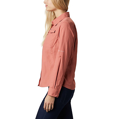 Women's Silver Ridge™ 2.0 Shirt Silver Ridge™ 2.0 Long Sleeve | 550 | S, Dark Coral, a1
