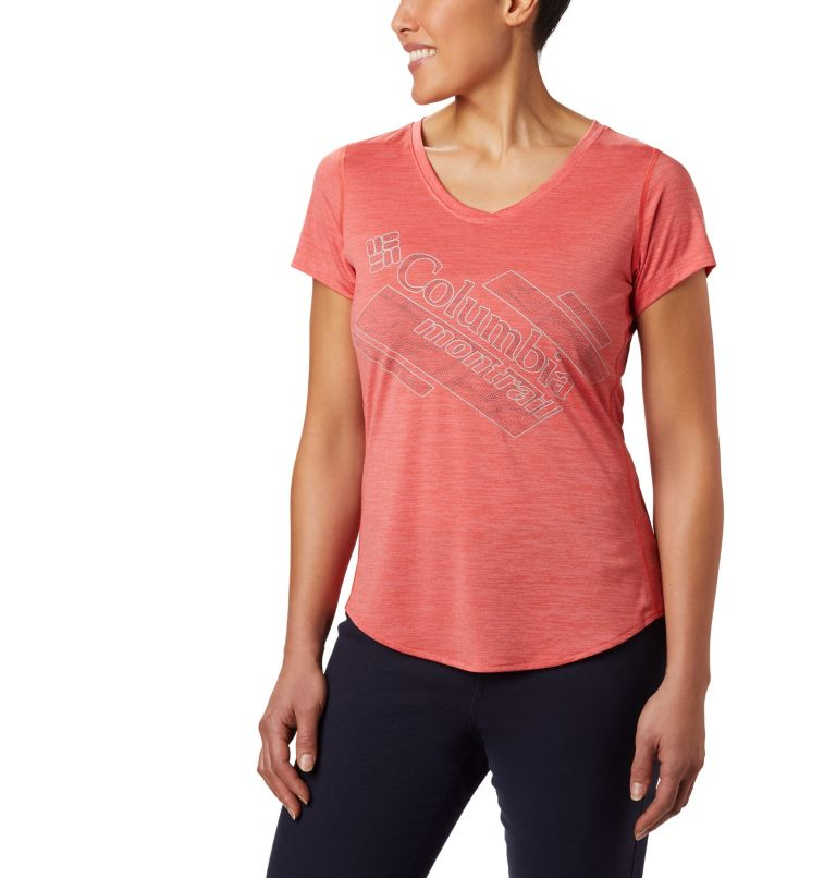 T-shirt Manches Courtes Trinity Trail™ 2.0 Graphic Femme T-shirt Manches Courtes Trinity Trail™ 2.0 Graphic Femme, a1