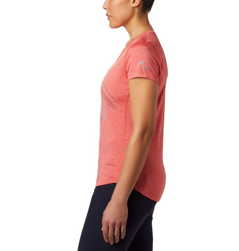 T-shirt Manches Courtes Trinity Trail™ 2.0 Graphic Femme T-shirt Manches Courtes Trinity Trail™ 2.0 Graphic Femme, a3