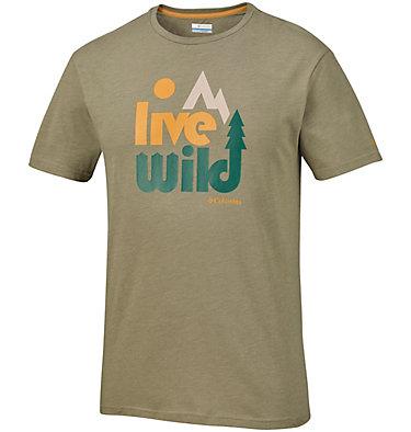 Terra Vale™ T-Shirt für Herren , front