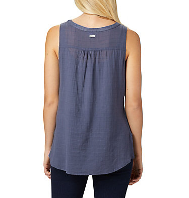 Women's Summer Ease™ Sleeveless Shirt Summer Ease™ Sleeveless Shirt | 466 | L, Nocturnal, back