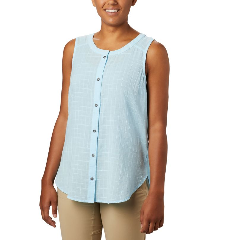 Women's Summer Ease™ Sleeveless Shirt Women's Summer Ease™ Sleeveless Shirt, front