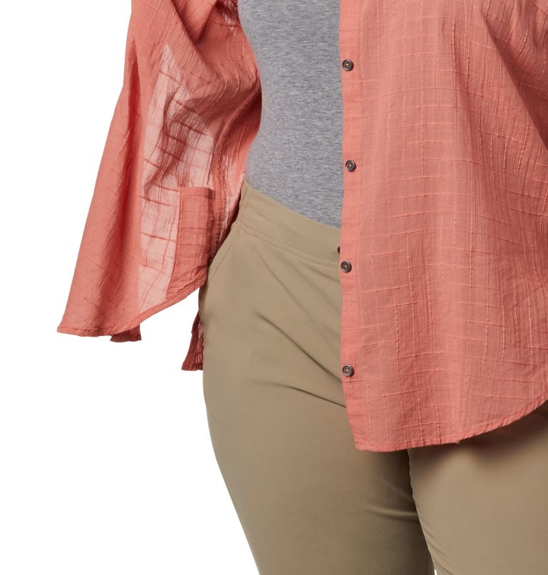 Women's Summer Ease™ Sleeveless Shirt—Plus Size Women's Summer Ease™ Sleeveless Shirt—Plus Size, a2