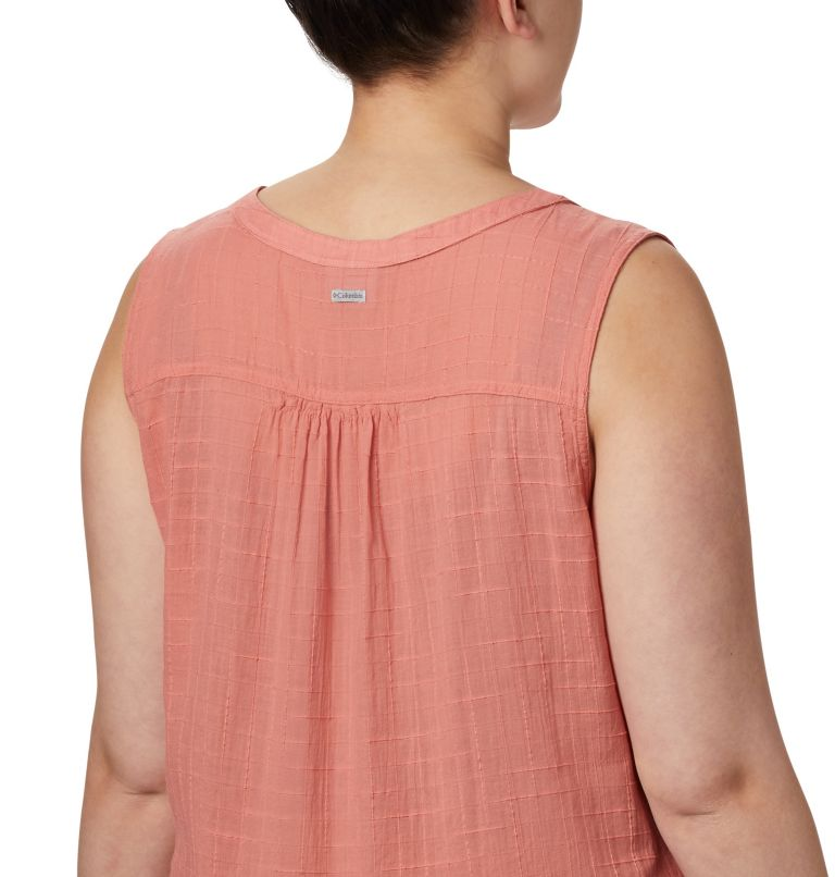 Women's Summer Ease™ Sleeveless Shirt—Plus Size Women's Summer Ease™ Sleeveless Shirt—Plus Size, a3