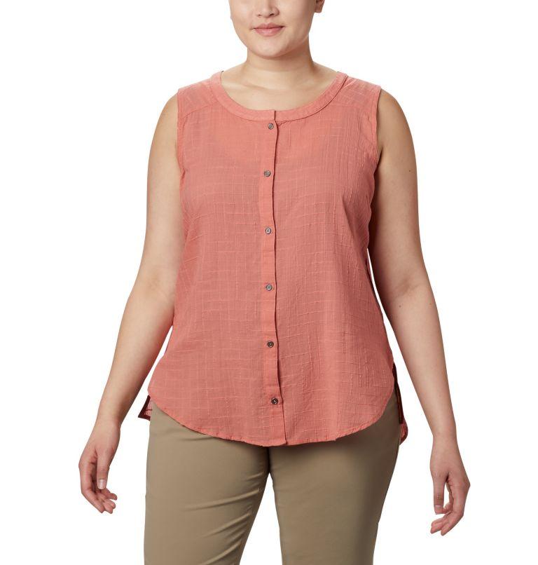 Haut sans manches Summer Ease™ pour femme — Grandes tailles Haut sans manches Summer Ease™ pour femme — Grandes tailles, front