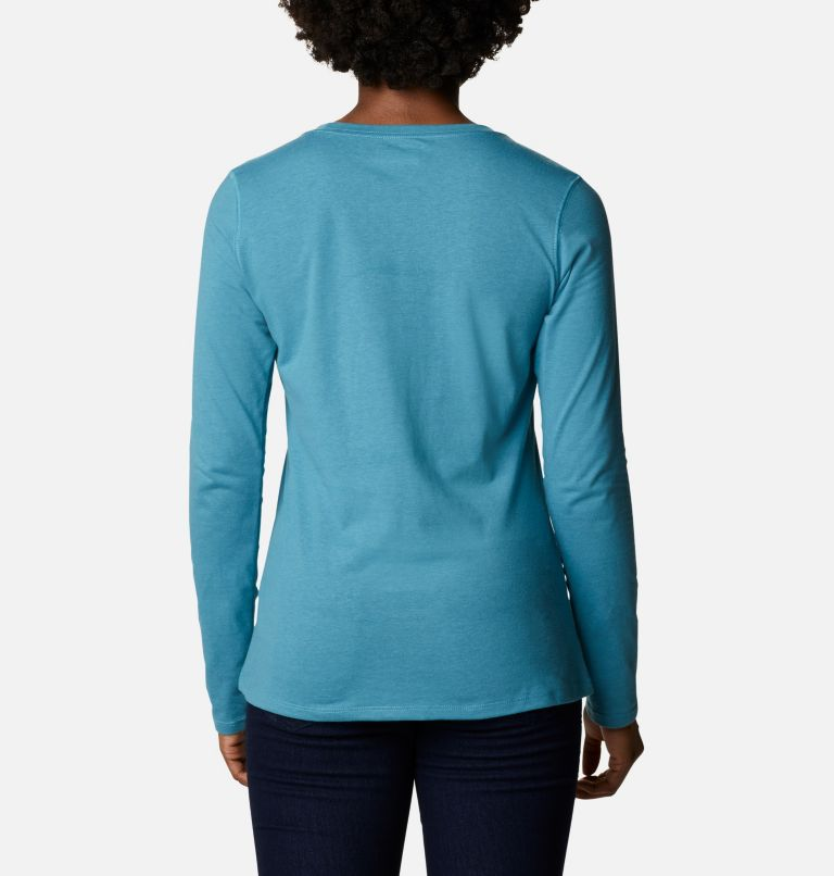 Women's Solar Shield™ Long Sleeve Shirt Women's Solar Shield™ Long Sleeve Shirt, back