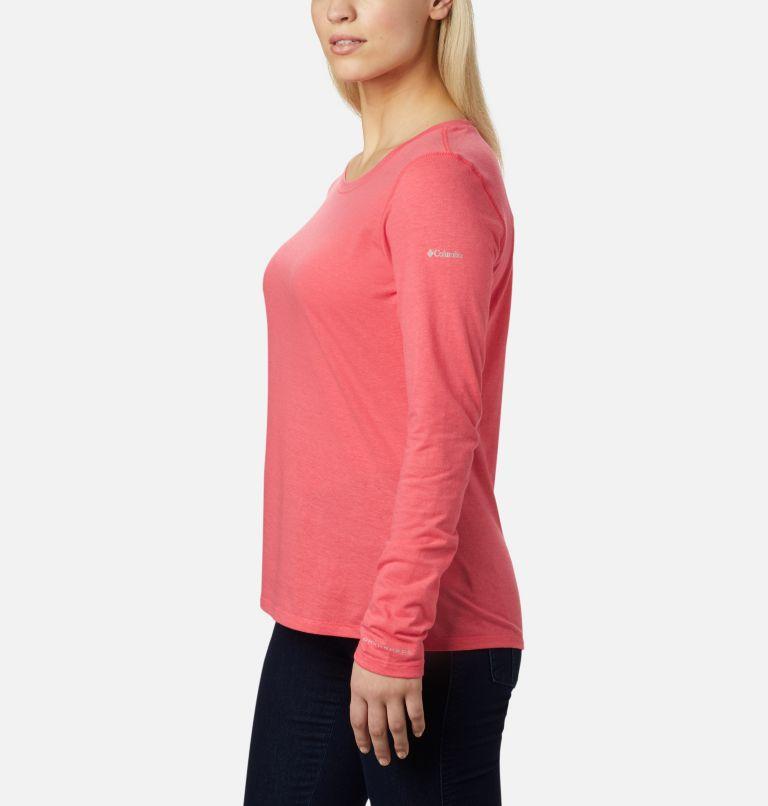 Solar Shield™ Long Sleeve | 673 | XS Women's Solar Shield™ Long Sleeve Shirt, Bright Geranium, a1